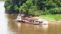 Puruk Cahu River Station & Jetty